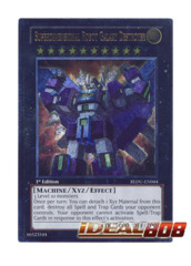 Superdimensional Robot Galaxy Destroyer - REDU-EN044 - Ultimate Rare - 1st Edition