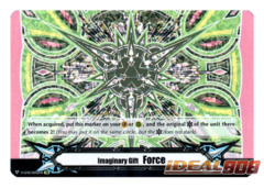 ▽ Imaginary Gift Marker [Force II] Nanami Gonomi Colors (Green & Pink) - V-GM2/0042EN - IGR (Hot Stamp) [V-EB10]
