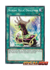 Nordic Relic Draupnir - LEHD-ENB14 - Common - 1st Edition