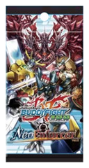 BFE-H-BT01 Neo Enforcer ver.E (English) Future Card Buddyfight Booster Pack