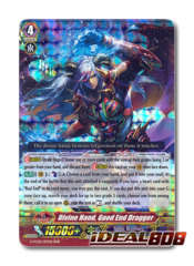 Divine Hand, Good End Dragger - G-FC02/017EN - RRR