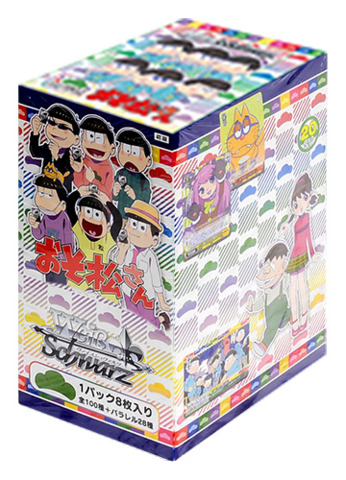 Osomatsu-san (Japanese) Weiss Schwarz Booster Box