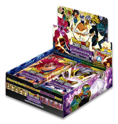 DBS-B08 ~MALICIOUS MACHINATIONS~ (English) Dragon Ball Super Booster Box [24 Packs]