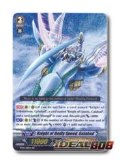 Knight of Godly Speed, Galahad - BT03/018EN - RR
