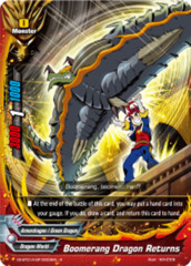 Boomerang Dragon Returns [X2-BT01A-SP/0023EN R (Glossy)] English