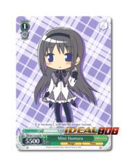 Mini Homura [MM/W17-E108 PR (Promo)] English