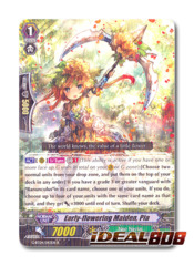 Early-flowering Maiden, Pia - G-BT04/043EN - R