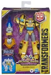 Transformers Cyberverse Megatron Bumblebee