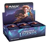 Commander Legends Booster Box (NO BAB)