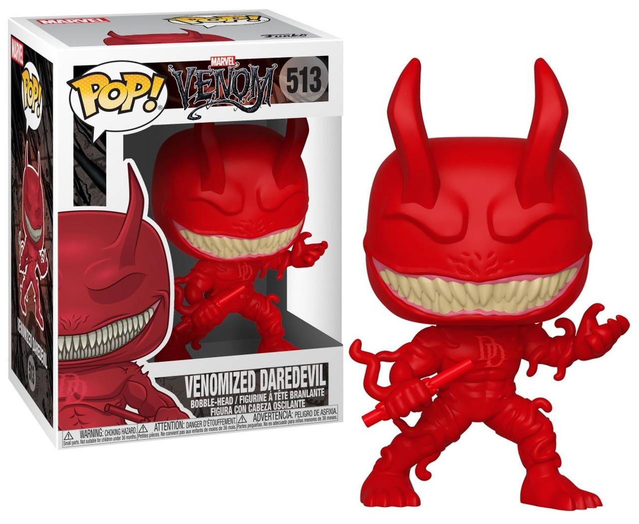 Marvel Venomized Daredevil #513