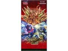 The Destructive Roar Booster Pack