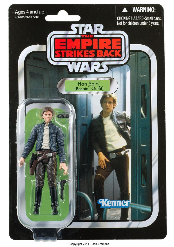 Star Wars Vinatge Collection Han Solo
