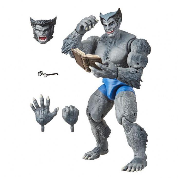 Marvel Legends Grey Beast Exclusive