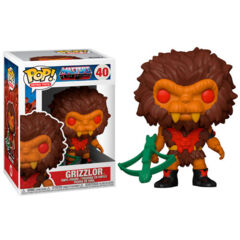 #40 Masters of the Universe: Grizzlor