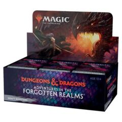 MTG Adventures in the Forgotten Realms - Draft Booster Box