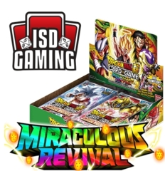 Dragon Ball Super - Set 5: Miraculous Revival Booster Box