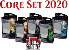 Core Set 2020 - Planeswalker Deck Bundle