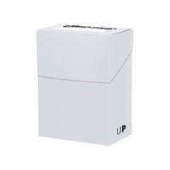 Ultra Pro White Deck Box
