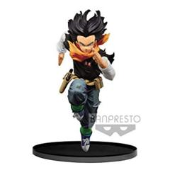 Banpresto - Dragon Ball: Android 17 World Colosseum