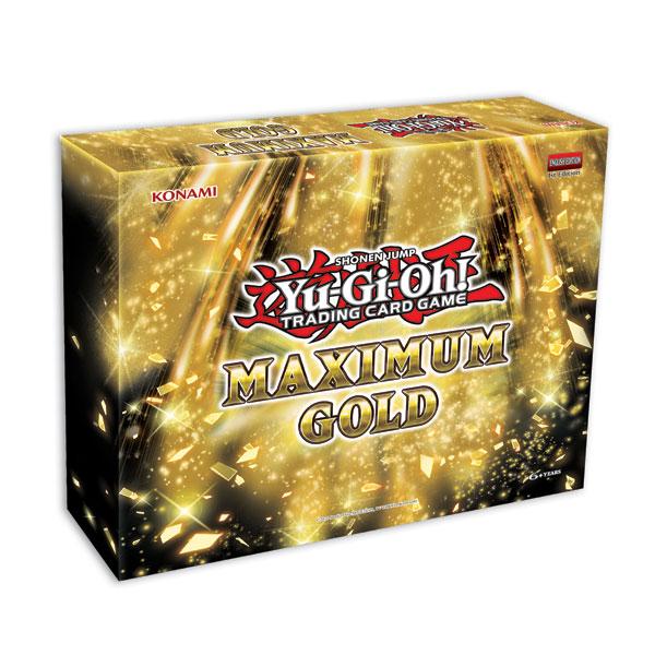 Yu-Gi-Oh! Maximum Gold - ENGLISH