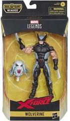 Marvel Legends: Wolverine (Wendigo BAF)