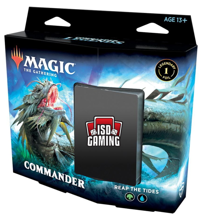 Commander Legends Commander Deck - Reap the Tides