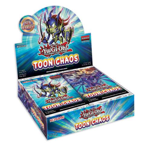 Yu-Gi-Oh! Toon Chaos Booster Box