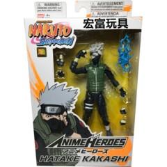 Anime Heroes Hatake Kakashi