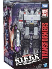 Transformers Generations War for Cybertron Siege Voyager: Megatron