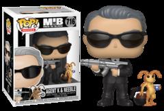 MIB Agent K & Neeble #716