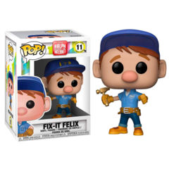 #11 Ralph Break the Internet: Fix-it Felix