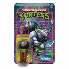 Super 7: Teenage Mutant Ninja Turtles-Rocksteady