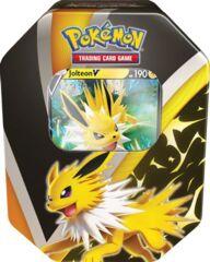 Pokemon TCG Eevee Evolutions Tin [Jolteon V]