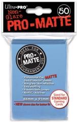 Ultra Pro PRO-Matte Standard Sleeves - Light Blue (50ct)