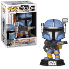 #348 Star Wars The Mandalorian - Heavy Infantry Mandalorian
