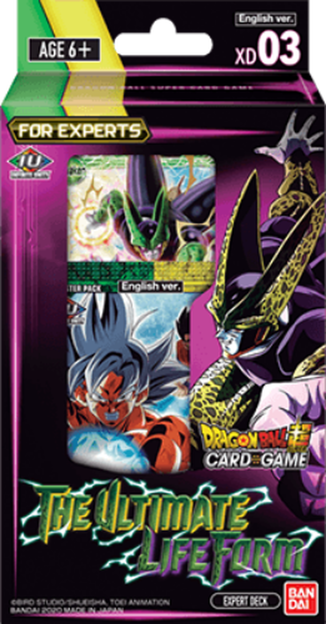 DBS Expert Deck: The Ultimate Life Form