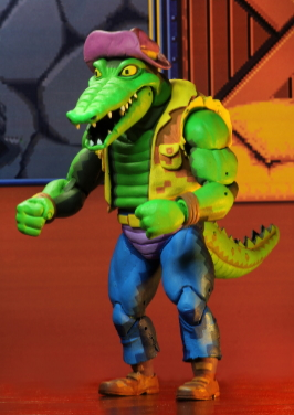 "TMNT: Turtles in Time – 7"" Scale Action Figures – Series 2: Leatherhead"