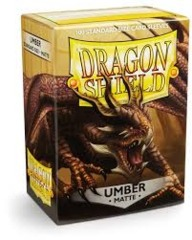 Dragon Shield 100 Standard: Umber