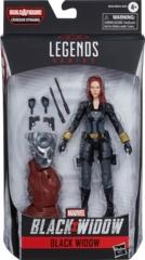 Marvel Legends: Black Widow (Crimson Dynamo BAF)
