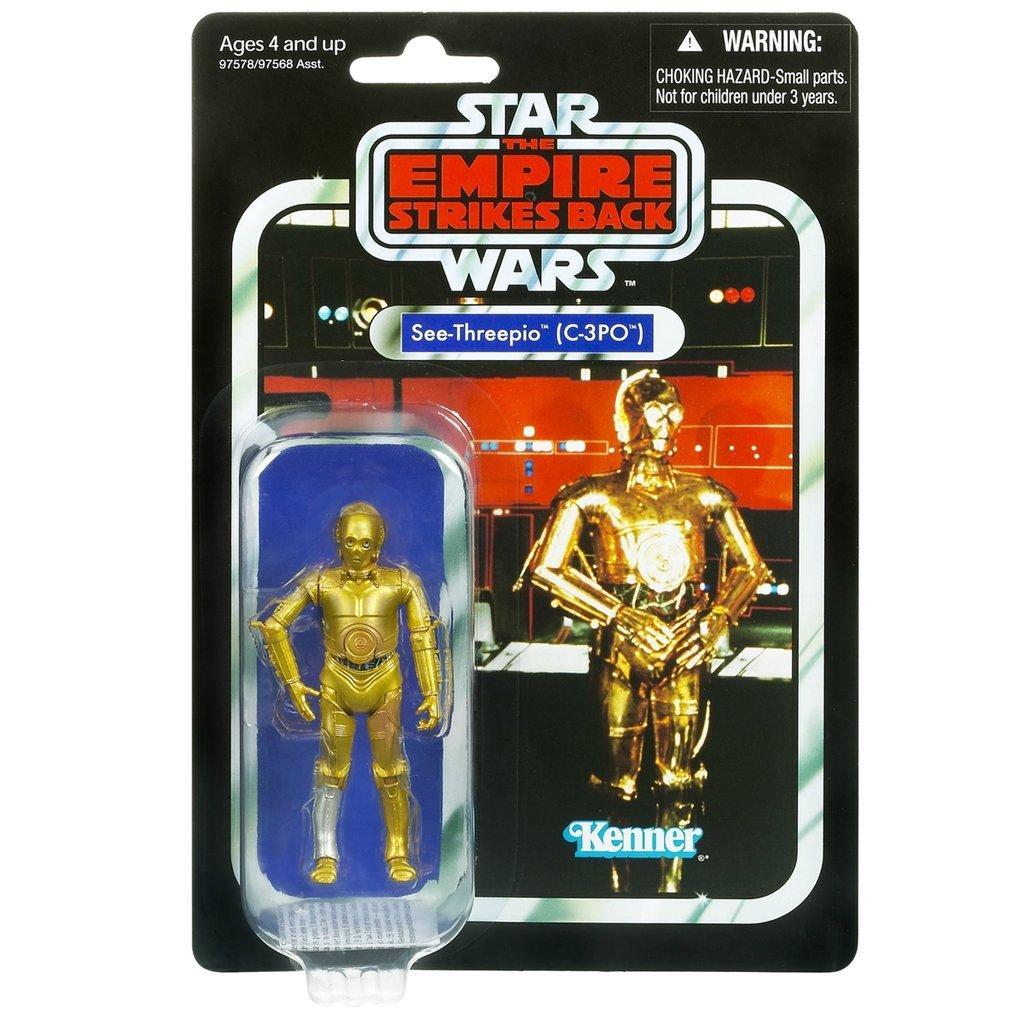 Star Wars Vinatge Collection C-3PO