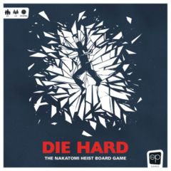 Die Hard The Nakatomi Heist Board Game