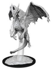 D&D Nolzurs Marvelous Miniatures: Young Red Dragon