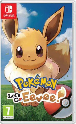 Pokemon Lets Go Eevee! - Nintendo Switch
