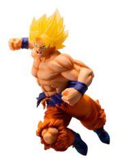 Ichibansho Figure: Super Saiyan Son Goku