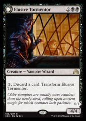 Elusive Tormentor // Insidious Mist