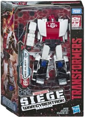 Transformers Siege War for Cybertron: Red Alert