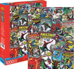 The Amazing Spider-Man Jigsaw Puzzle 1000 Pieces