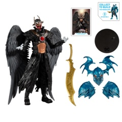 DC Multiverse: The Batman Who Laughs with Sky Tyrant Wings(Collect to Build The Merciless)