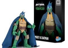 Batman vs Teenage Mutant Ninja Turtles: Mikey as Batman