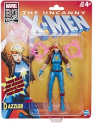 Marvel Legends Retro Collection Dazzler